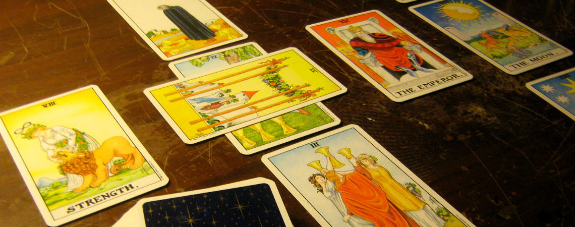 Tarot – the change agent