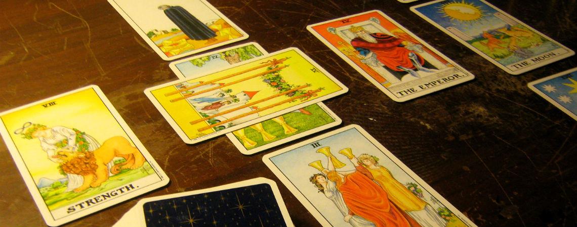 Tarot – the change agent